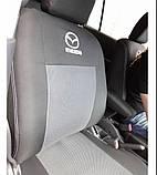 Авточехлы Мазда 626 GD/GV 1987-1997 Mazda Nika модельные чехлы, фото 2