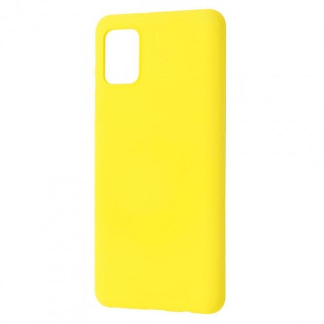 WAVE Colorful Case (TPU) Samsung Galaxy A31 (A315)