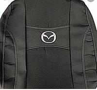 Авточехлы Nika на Мазда 3 от 2013- год Mazda 3 от 2013-год Nika модельный комп