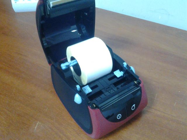 принтер штрих-кодов HPRT LPQ58