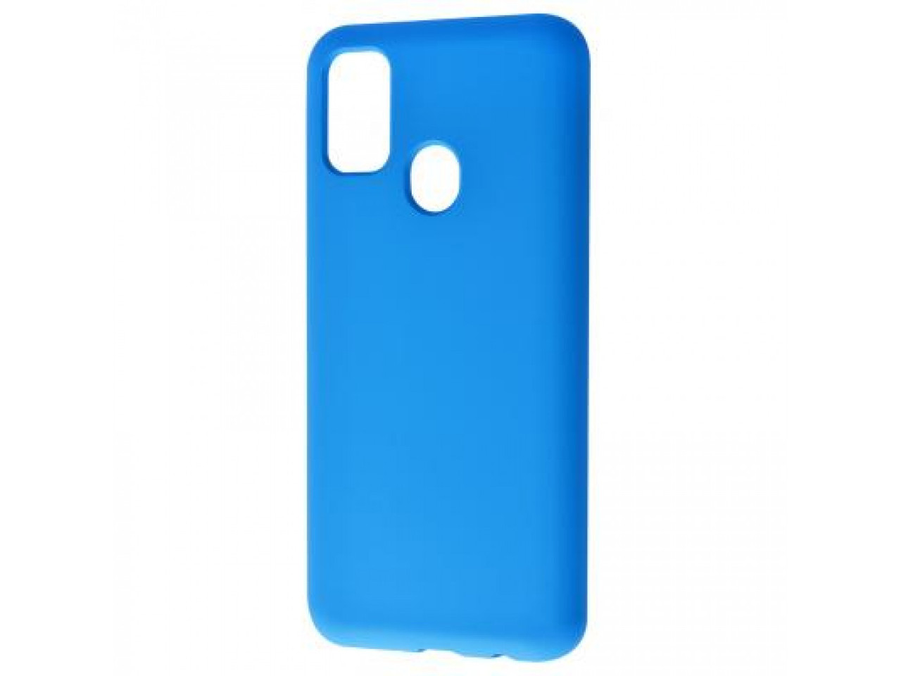 WAVE Full Silicone Cover Samsung Galaxy M31s (blue)