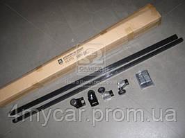 Багажник на крышу, универсальн., стальной, 127см., на рейлинги,  (производство Дорожная карта ), код запчасти: CP-326
