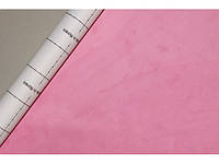 Алькантара Корея светло розовая 90*144 см