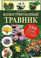 Иллюстрированный травник. 350 видов лекарственных растений.Вольфганг Гензель.