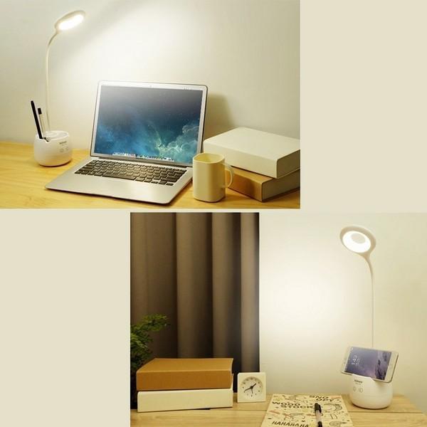 Лампа настольная Taigexin TGX-772  Белый (20053100178), фото 2