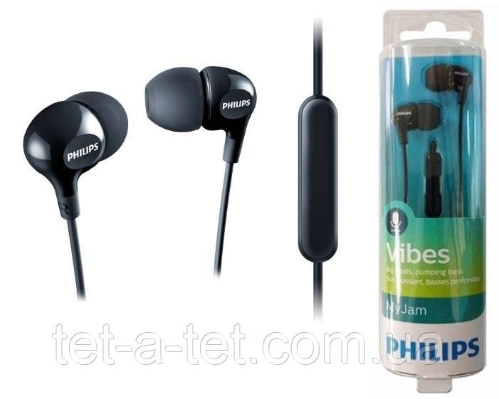 Наушники Philips SHE3555 In-ear Mic