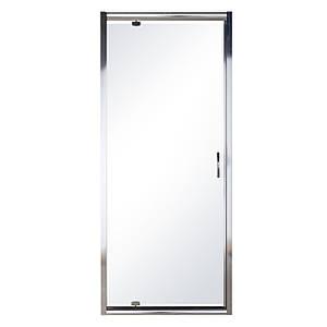 Душові двері в нішу 80 прозорі Eger Угорщина