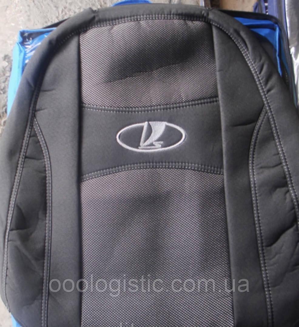 Авто чохли Lada Калина new 2012 - Nika