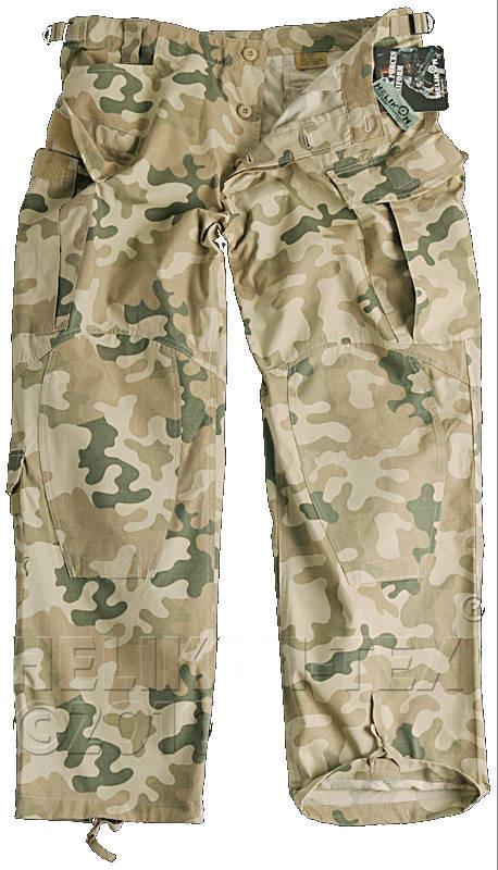 Тактические штаны Helikon SFU - PL Desert (R/S)
