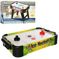 Настольная игра Воздушный хоккей Аэрохоккей - на батарейках (53х31х9,5 см)