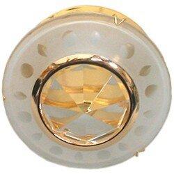 Встраиваемый светильник Feron dl4164 золото, Ферон [17190]