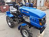 Мототрактор DW-180 RXL BLUE, фото 2