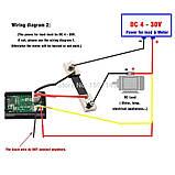 Цифровий амперметр-вольтметр, 200В, 200А, фото 3