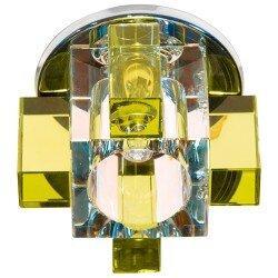 Встраиваемый светильник Feron C1037 желтый, Ферон [19639]