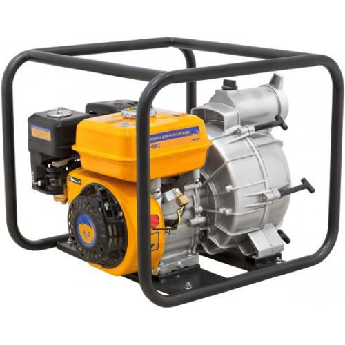 Насос бензиновий Sadko WP-80T (45 куб/час, для грязной воды)