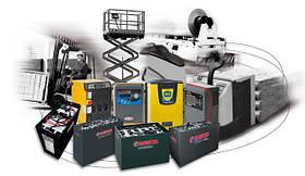 Промышленные аккумуляторы для котлов, моторных лодок, электрических подстанций