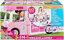Барби Кемпер трейлер мечты 3 в 1 Barbie 3-in-1 DreamCamper GHL93, фото 8