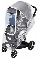 Дождевик для прогулочной коляски Bair Electra, с окошком, 625067
