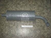 Глушитель ВАЗ 2123 НИВА-ШЕВРОЛЕ  (производство Дорожная карта ), код запчасти: 2123-1200010-03