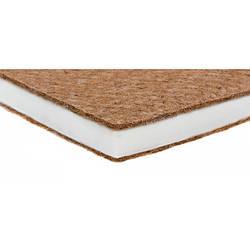 Матрас Babyroom BKPK-7 (кокос, поролон, кокос), 7см, серый, 622713