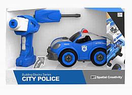 """Конструктор QUNXING """"Полиция"""", LM80212-DZ-1"""
