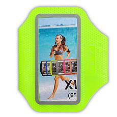 Чехол для телефона с креплением на руку для занятий спортом С-0328 (для iPhone и iPod 18x7см, цвета в, фото 3