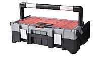 """Ящик д/инстр. 22"""" 56х30х16см раскл+с/орг Tactix. Ящик для инструмента [INSBXBXP3320300PT0]"""