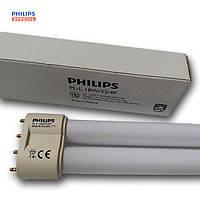 Лампа для лікування жовтяниці PHILIPS PL-L 18W/52/4P 2G11