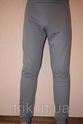 Кальсоны мужские серые светлые, фото 2
