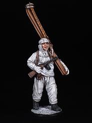 Автоматник лижних батальйонів Червоної Армії, 1941-44 рр.   Масштабі 1:32   E. K. Castings