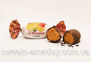 Конфеты Манго в глазури, Амадей, 1 кг