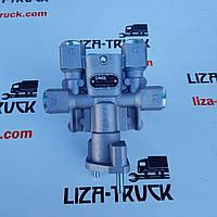 Клапан 4-х контурный FAW 3252 тормозной воздушной системы