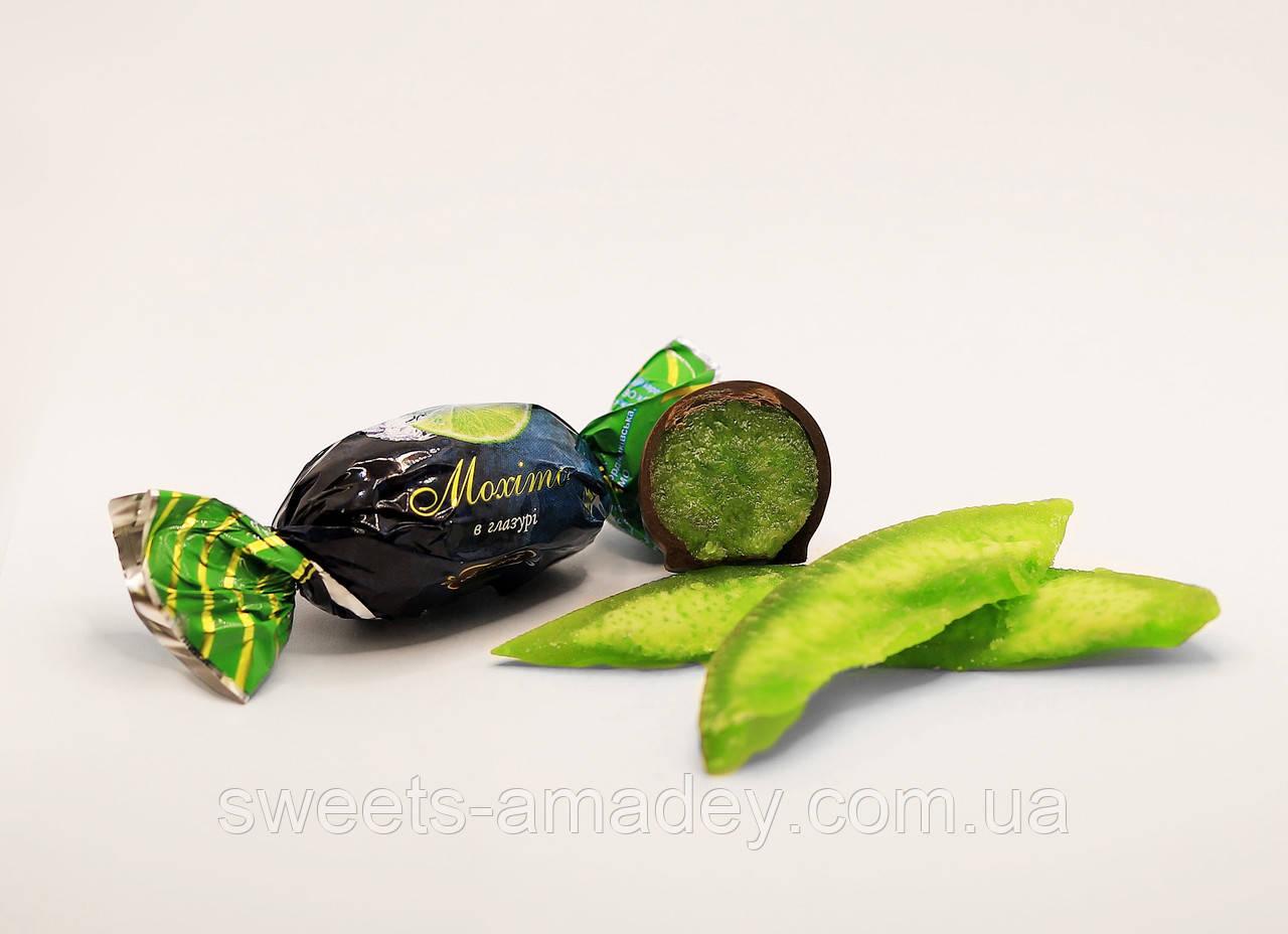 Конфеты Мохито в глазури, Амадей, 1 кг