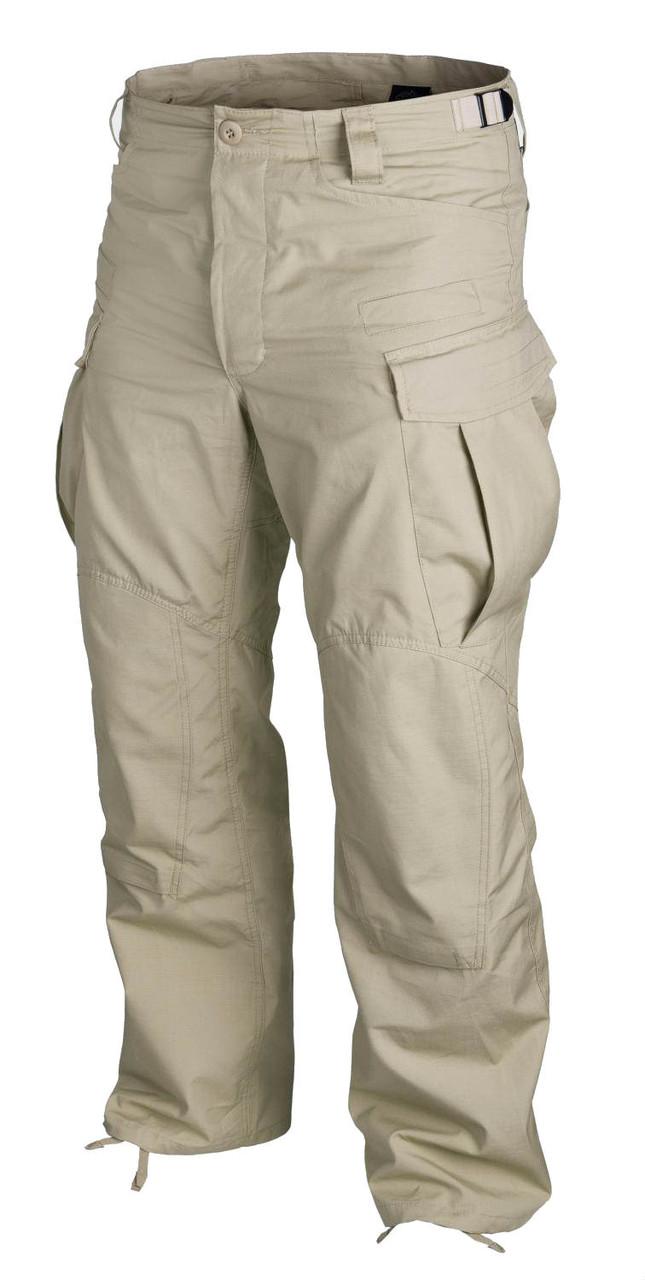 Тактические штаны Helikon SFU - Khaki (R/S)