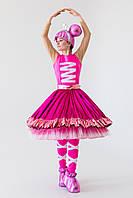 Карнавальный костюм для аниматоров L.O.L. Балерина