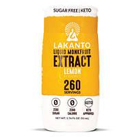 Жидкий подсластитель Lakanto Liquid Monkfruit Lemon 52мл