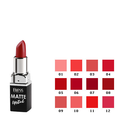 Помада Bless Matte Lipstick 11