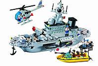 Конструктор детский Brick корабль 821, фото 1