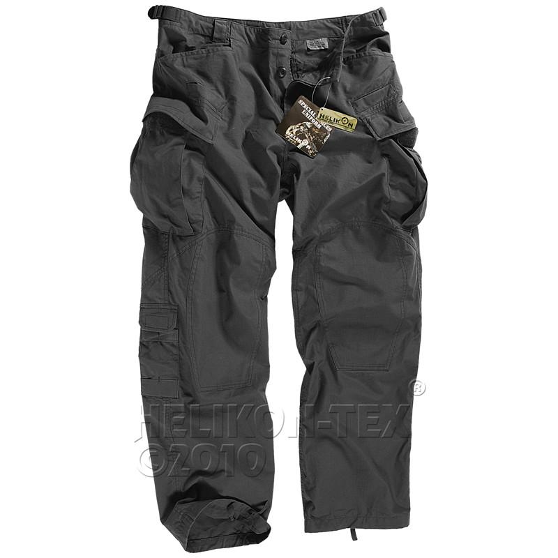 Тактические штаны Helikon SFU - Black (R/S)