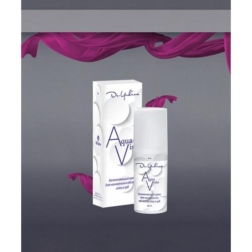 Зволожуючий крем для нанесення в області очей і губ Aqva Visio Dr.Yudina 50мл арт.M5