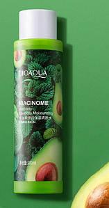 Поживна емульсія для обличчя і тіла з авокадо Bioaqua Niacinome Avocado Emulsion Kod191