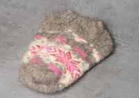Носки из козьего пуха, теплые зимние носочки, фото 1