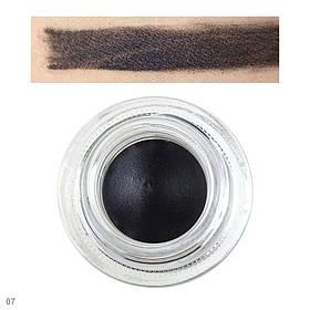 Гель для бровей оттеночный Christian Facetime ESB-555 Black (7)