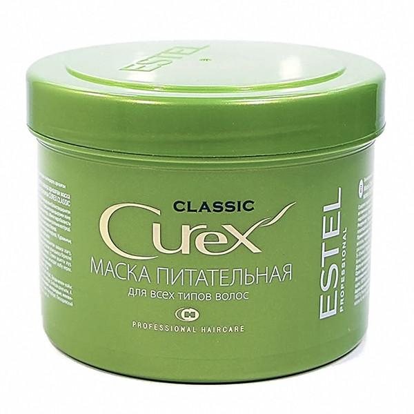 Маска Питательная для всех типов волос Estel CUREX CLASSIC 500 мл