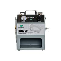 Установка для очистки впускного тракта и сажевых фильтров GrunBaum INJ1000