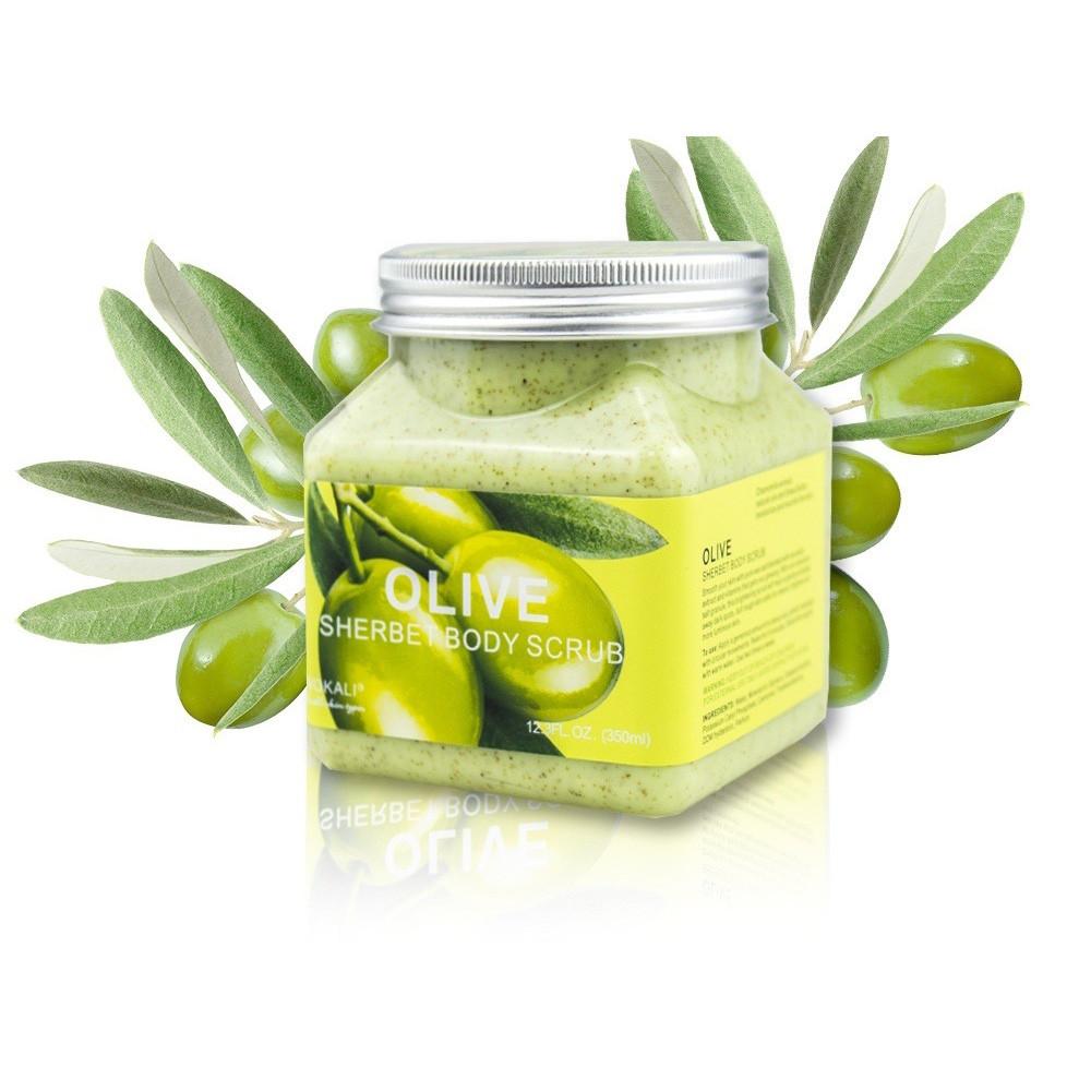 Скраб для тела Wokali Olive Sherbet