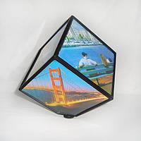 Куб для фотографий вращается   OID-1145