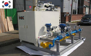 Газовые испарители СУГ, KGE модели KBV-500, испаритель для пропан-бутана