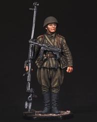 Навідник протитанкової рушниці 1943-45 рр.   Масштаб 1:32   E. K. Castings