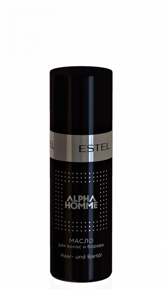 Масло для волос и бороды Estel ALPHA HOMME PRO 50 мл